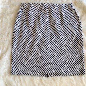 Plus size Lane Bryant skirt